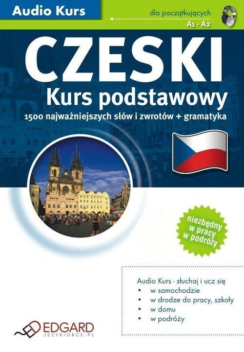 Czeski Kurs podstawowy - Audiobook (Książka audio MP3) do pobrania w całości w archiwum ZIP