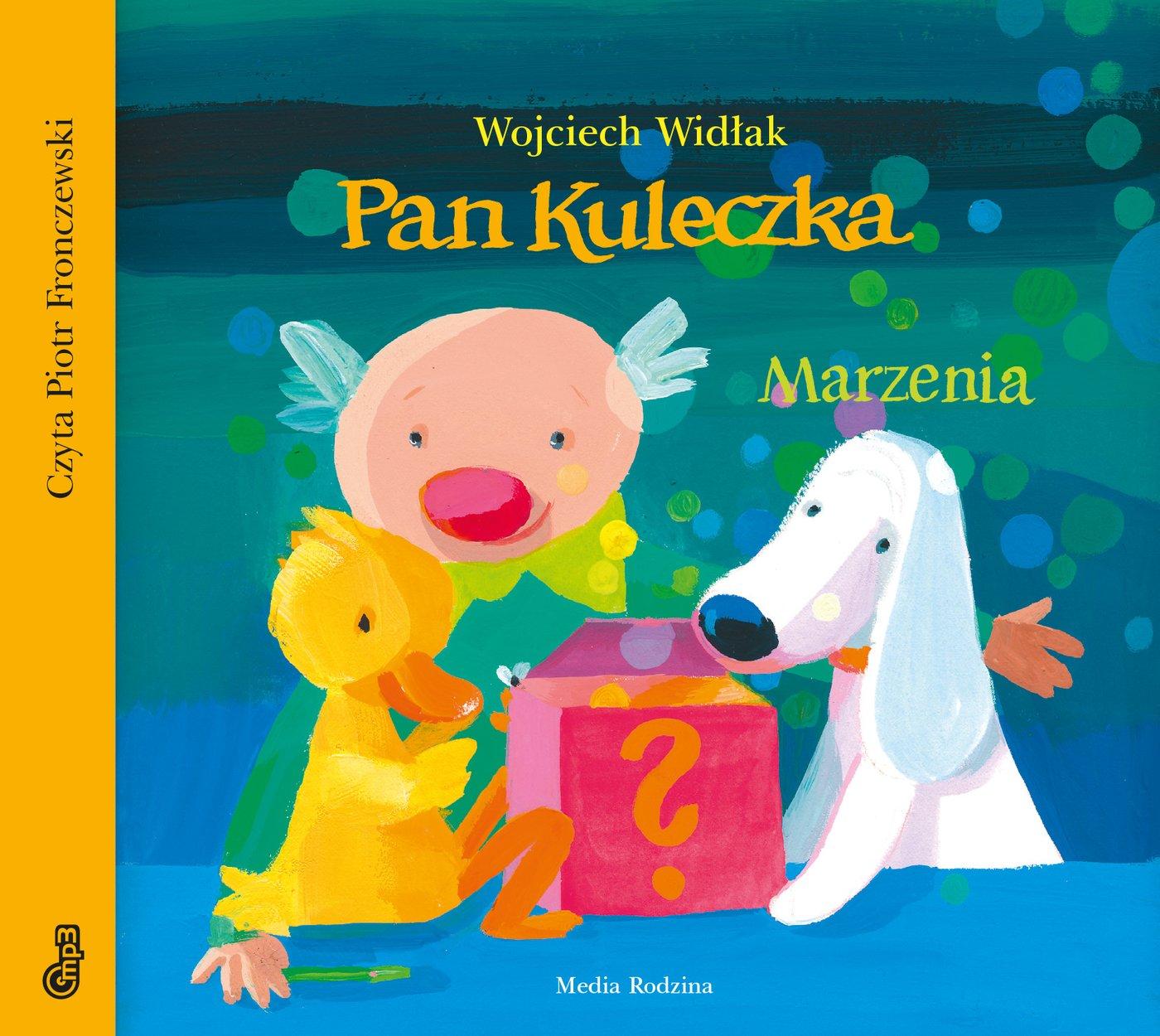 Pan Kuleczka Marzenia - Audiobook (Książka audio MP3) do pobrania w całości w archiwum ZIP