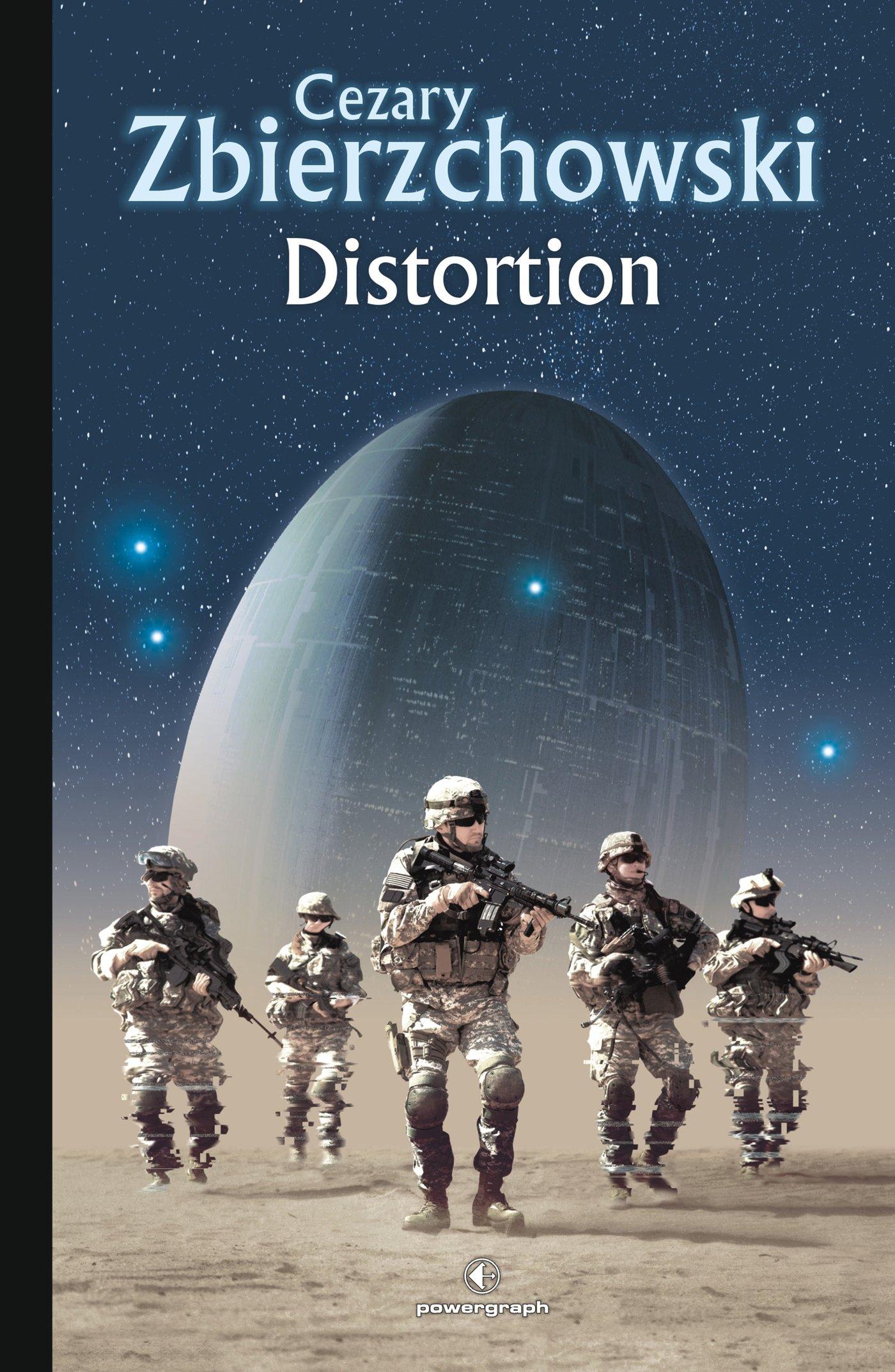 Distortion - Ebook (Książka na Kindle) do pobrania w formacie MOBI