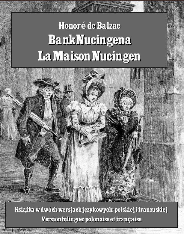 Bank Nucingena. La Maison Nucingen - Ebook (Książka EPUB) do pobrania w formacie EPUB