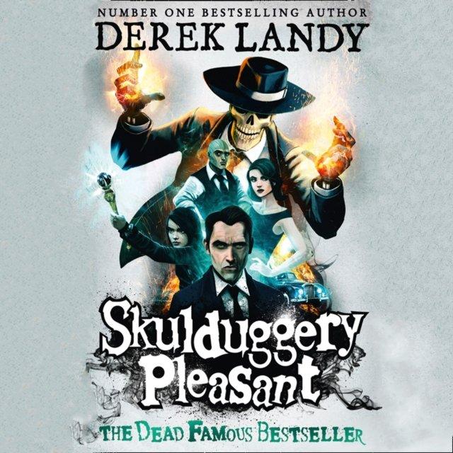 Skulduggery Pleasant (Skulduggery Pleasant, Book 1) - Audiobook (Książka audio MP3) do pobrania w całości w archiwum ZIP