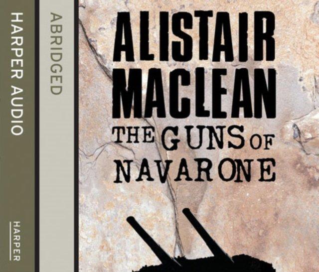 Guns Of Navarone - Audiobook (Książka audio MP3) do pobrania w całości w archiwum ZIP