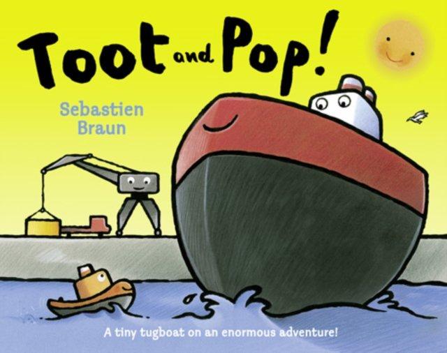 Toot and Pop - Audiobook (Książka audio MP3) do pobrania w całości w archiwum ZIP
