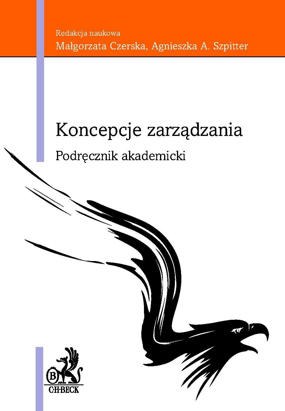 Koncepcje zarządzania. Podręcznik Akademicki - Ebook (Książka PDF) do pobrania w formacie PDF