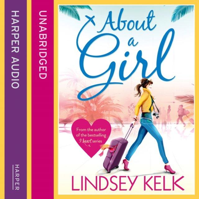 About a Girl (Tess Brookes Series, Book 1) - Audiobook (Książka audio MP3) do pobrania w całości w archiwum ZIP