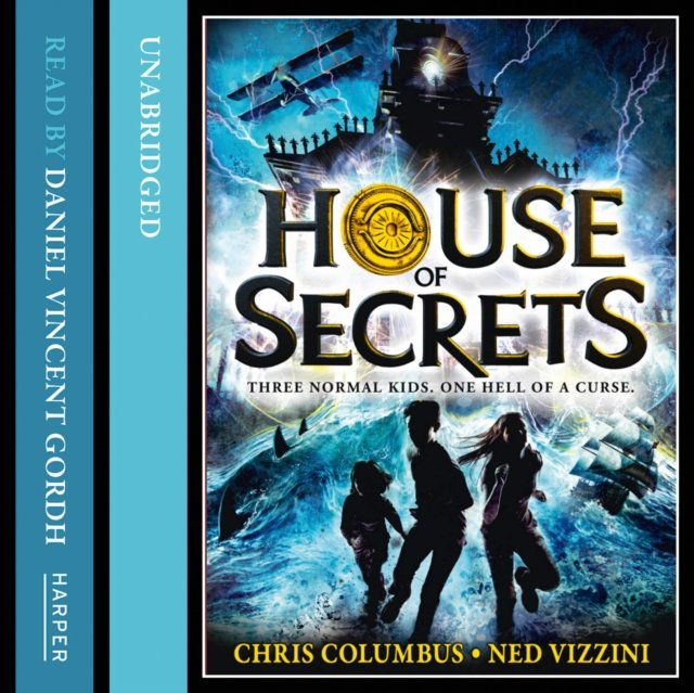 House of Secrets - Audiobook (Książka audio MP3) do pobrania w całości w archiwum ZIP