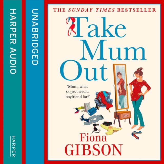 Take Mum Out - Audiobook (Książka audio MP3) do pobrania w całości w archiwum ZIP