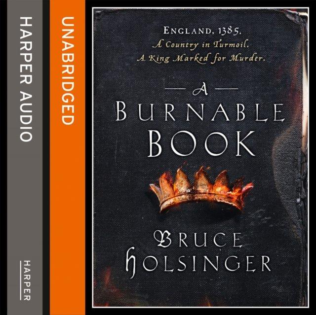Burnable Book - Audiobook (Książka audio MP3) do pobrania w całości w archiwum ZIP