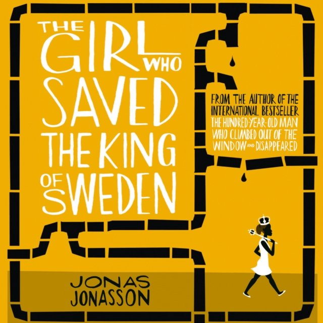 Girl Who Saved the King of Sweden - Audiobook (Książka audio MP3) do pobrania w całości w archiwum ZIP