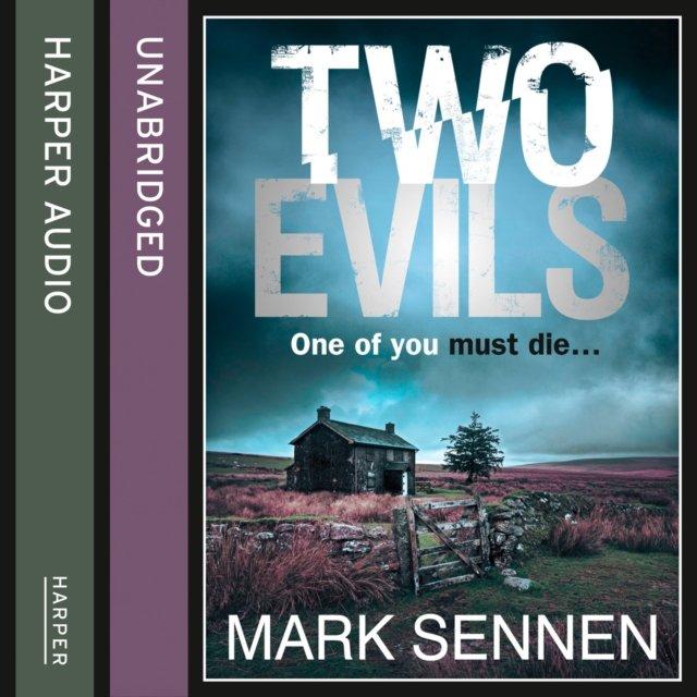 Two Evils: A DI Charlotte Savage Novel - Audiobook (Książka audio MP3) do pobrania w całości w archiwum ZIP