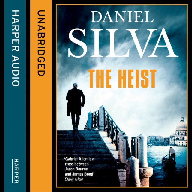 Heist - Audiobook (Książka audio MP3) do pobrania w całości w archiwum ZIP