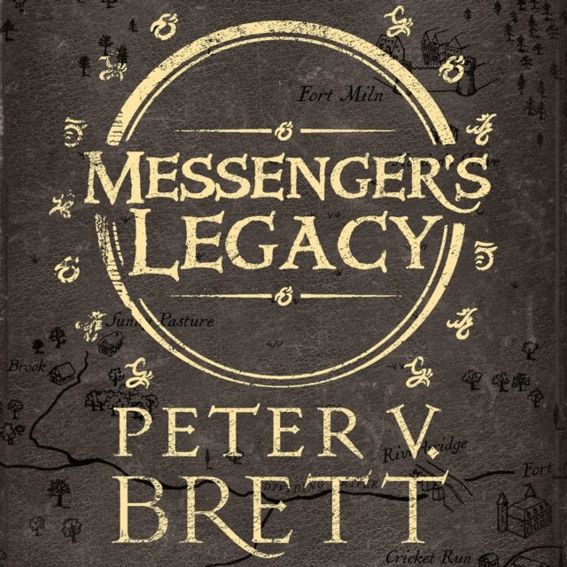 Messenger's Legacy - Audiobook (Książka audio MP3) do pobrania w całości w archiwum ZIP