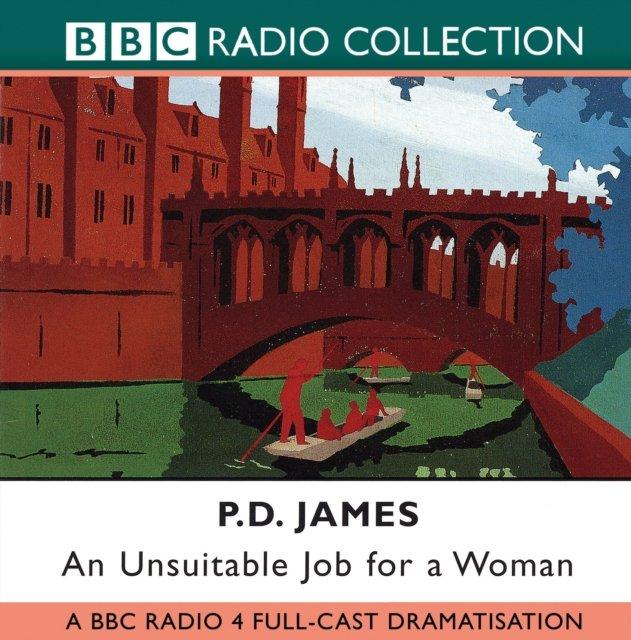 Unsuitable Job For A Woman - Audiobook (Książka audio MP3) do pobrania w całości w archiwum ZIP