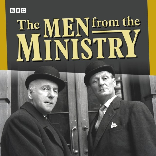 Men From Ministry - Audiobook (Książka audio MP3) do pobrania w całości w archiwum ZIP