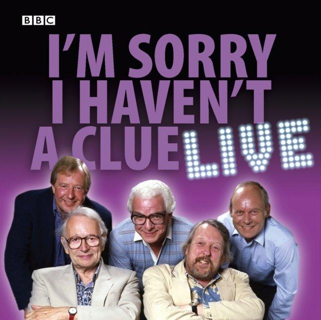 I'm Sorry I Haven't A Clue: Live - Audiobook (Książka audio MP3) do pobrania w całości w archiwum ZIP