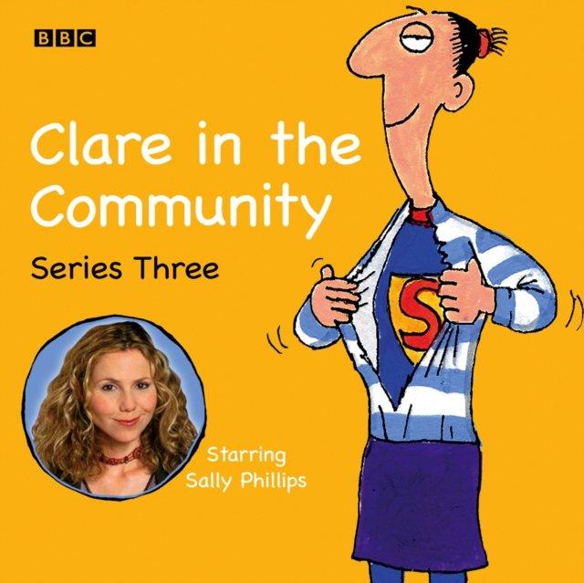 Clare In The Community - Audiobook (Książka audio MP3) do pobrania w całości w archiwum ZIP