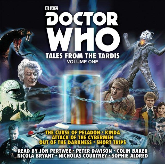 Doctor Who: Tales From The Tardis Volume One - Audiobook (Książka audio MP3) do pobrania w całości w archiwum ZIP