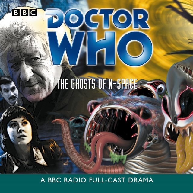 Doctor Who: The Ghosts Of N-Space (TV Soundtrack) - Audiobook (Książka audio MP3) do pobrania w całości w archiwum ZIP