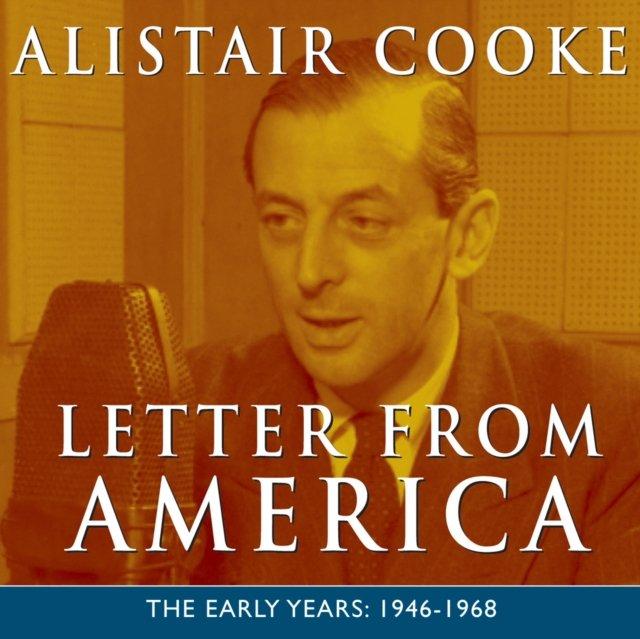 Letter from America Volume 1: The Early Years 1946-1968 - Audiobook (Książka audio MP3) do pobrania w całości w archiwum ZIP