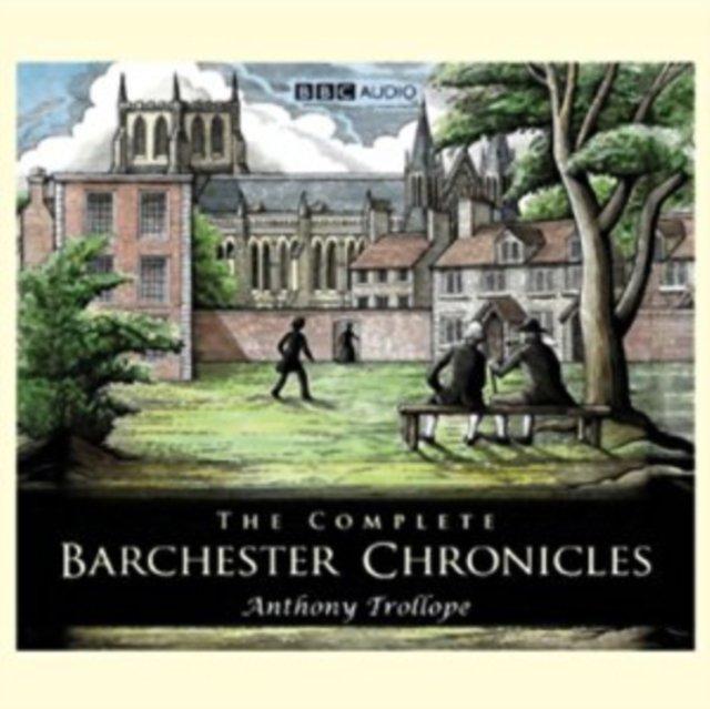Barchester Chronicles - Audiobook (Książka audio MP3) do pobrania w całości w archiwum ZIP