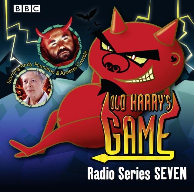 Old Harry's Game: The Complete Series Seven - Audiobook (Książka audio MP3) do pobrania w całości w archiwum ZIP
