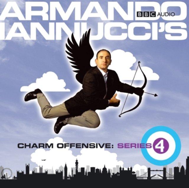 Armando Iannucci's Charm Offensive - Audiobook (Książka audio MP3) do pobrania w całości w archiwum ZIP