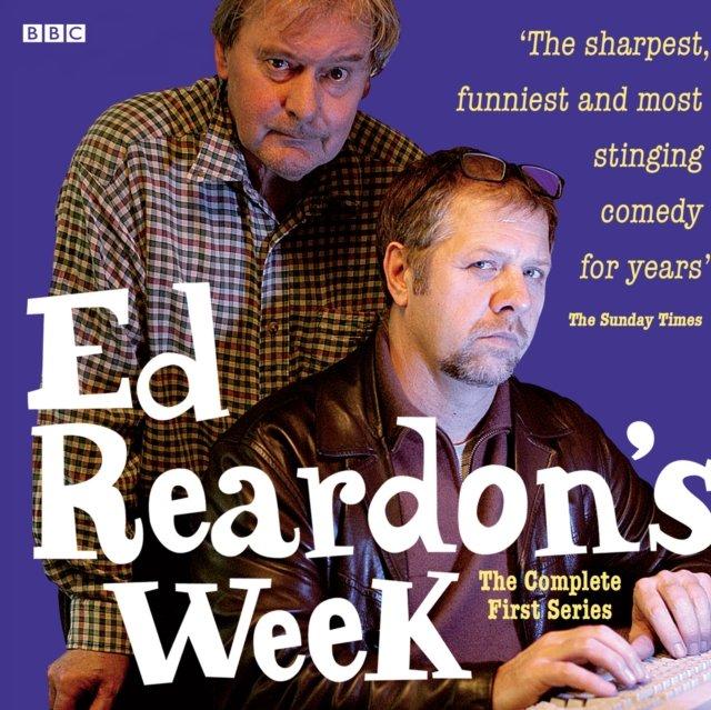 Ed Reardon's Week: The Complete First Series - Audiobook (Książka audio MP3) do pobrania w całości w archiwum ZIP