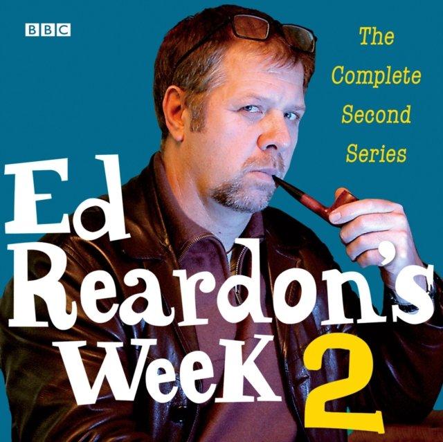 Ed Reardon's Week: The Complete Second Series - Audiobook (Książka audio MP3) do pobrania w całości w archiwum ZIP