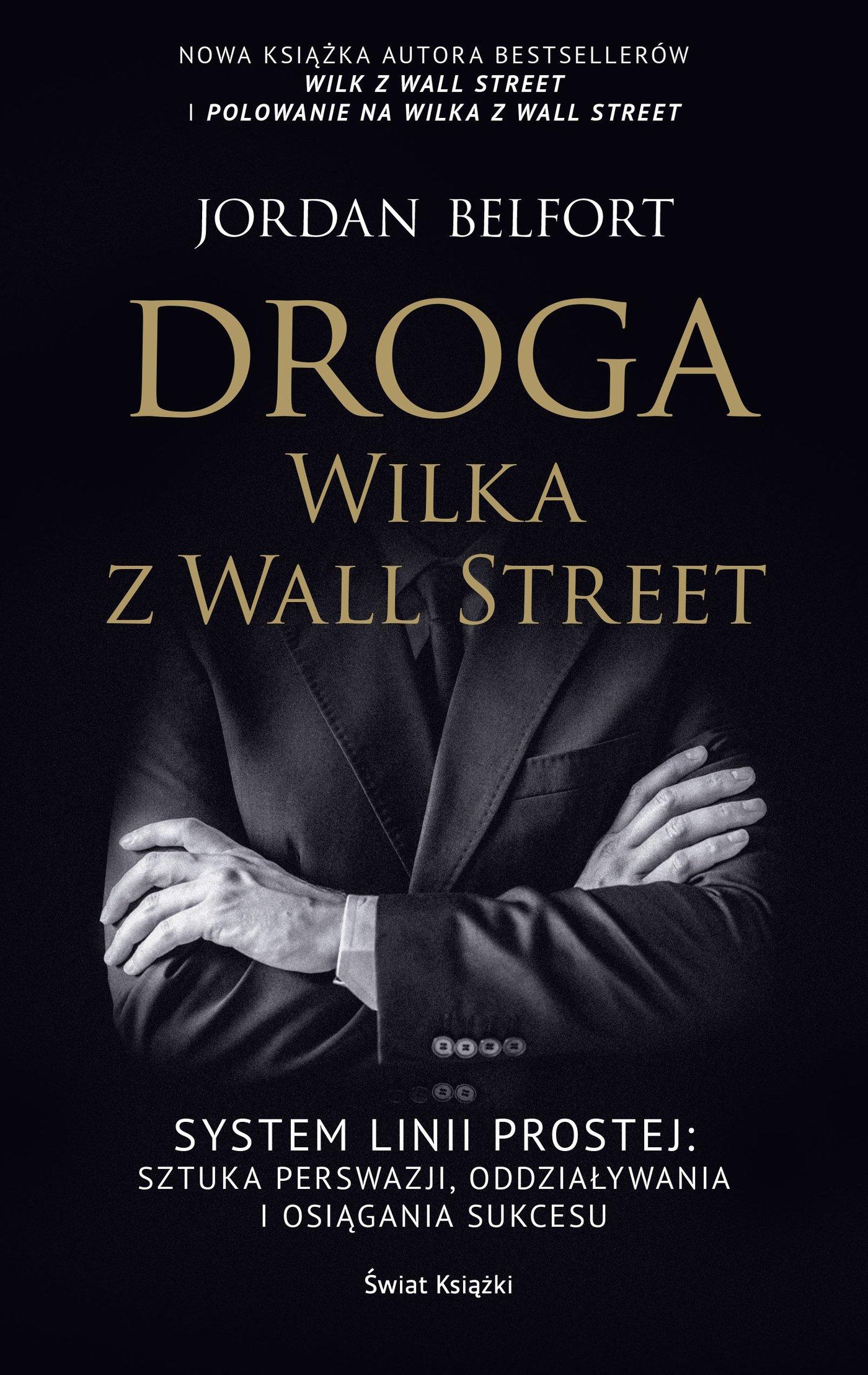 Droga Wilka z Wall Street - Audiobook (Książka audio MP3) do pobrania w całości w archiwum ZIP