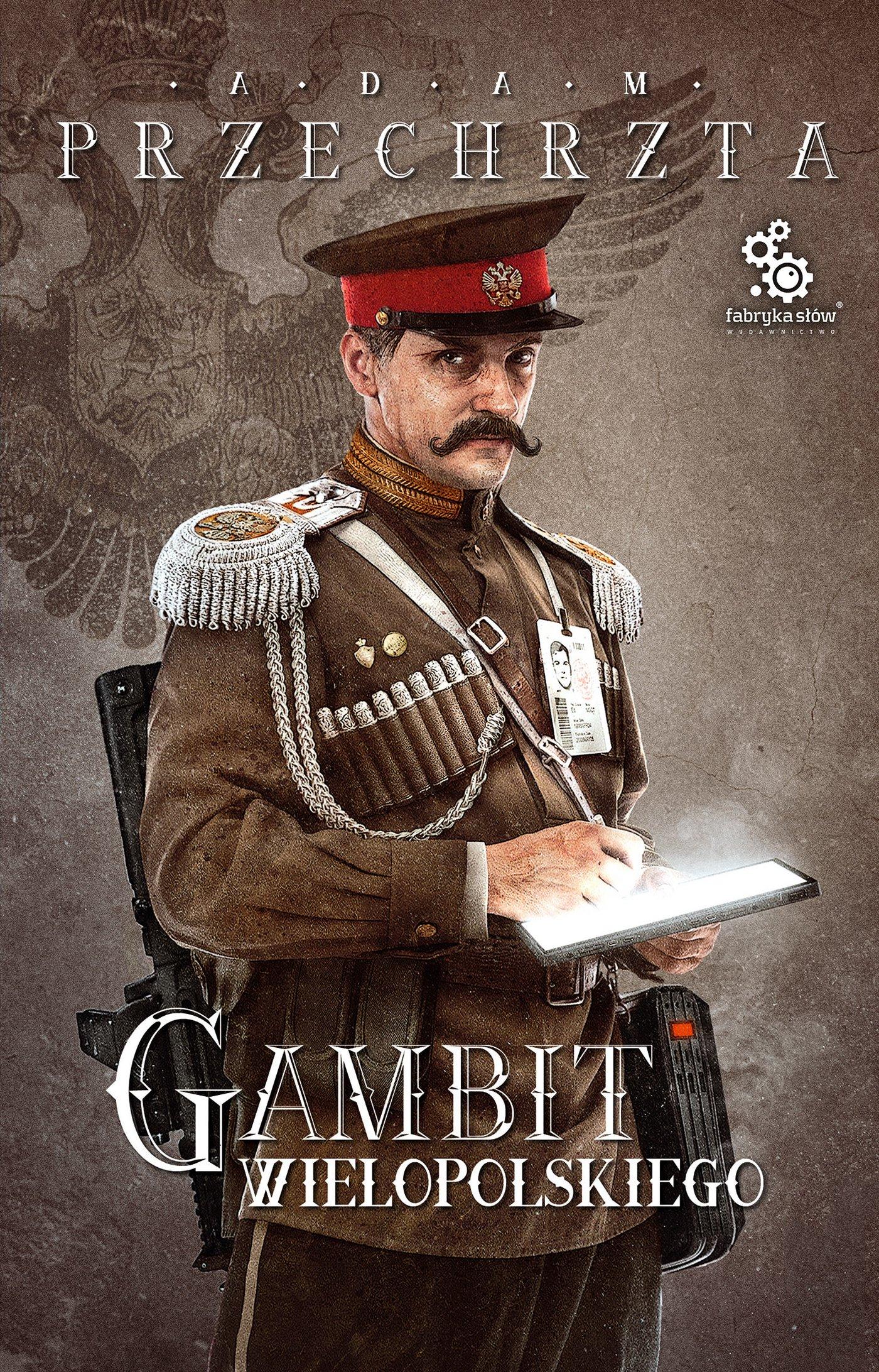 Gambit Wielopolskiego - Ebook (Książka na Kindle) do pobrania w formacie MOBI