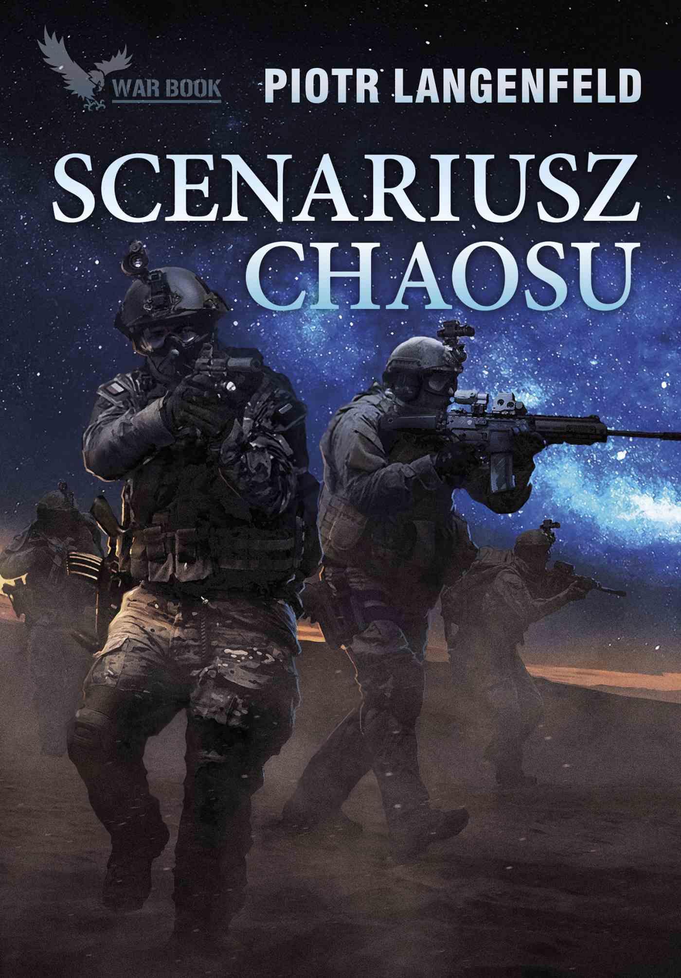 Scenariusz chaosu - Ebook (Książka EPUB) do pobrania w formacie EPUB