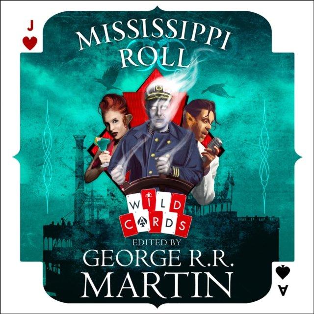 Mississippi Roll - Audiobook (Książka audio MP3) do pobrania w całości w archiwum ZIP