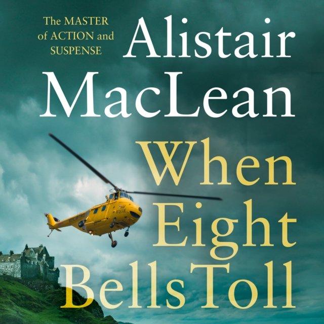 When Eight Bells Toll - Audiobook (Książka audio MP3) do pobrania w całości w archiwum ZIP