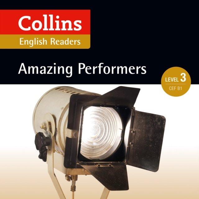 Amazing Performers - Audiobook (Książka audio MP3) do pobrania w całości w archiwum ZIP