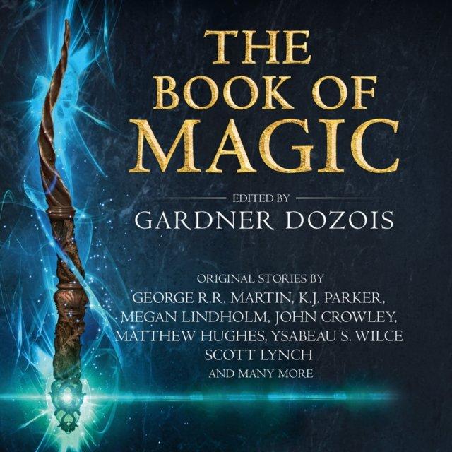 Book of Magic: A collection of stories by various authors - Audiobook (Książka audio MP3) do pobrania w całości w archiwum ZIP