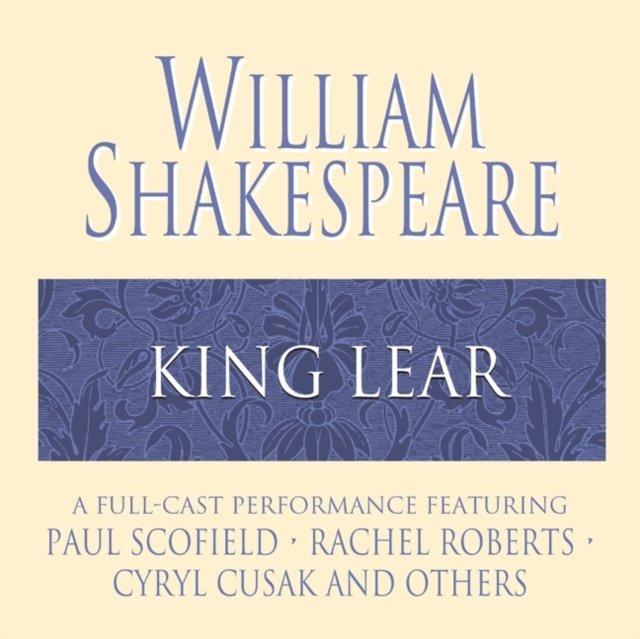 King Lear - Audiobook (Książka audio MP3) do pobrania w całości w archiwum ZIP