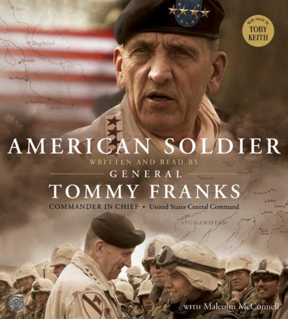 American Soldier - Audiobook (Książka audio MP3) do pobrania w całości w archiwum ZIP