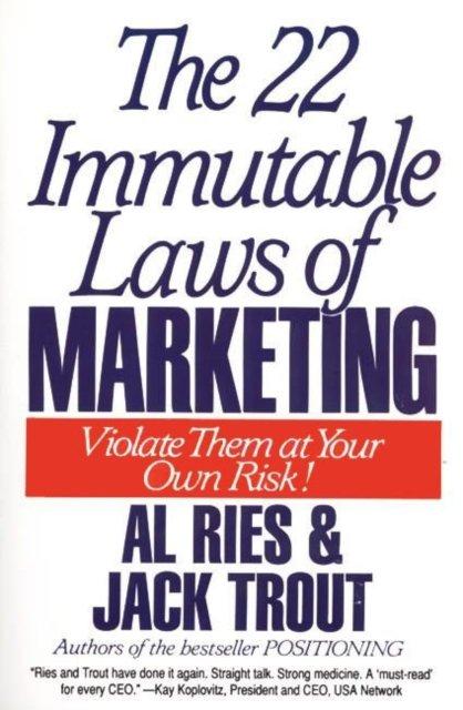22 Immutable Laws of Marketing - Audiobook (Książka audio MP3) do pobrania w całości w archiwum ZIP