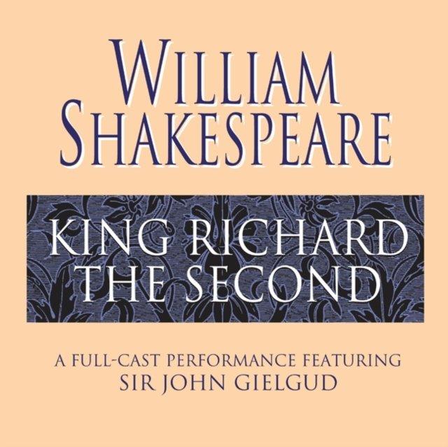 King Richard the Second - Audiobook (Książka audio MP3) do pobrania w całości w archiwum ZIP