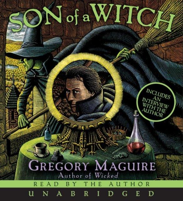 Son of a Witch - Audiobook (Książka audio MP3) do pobrania w całości w archiwum ZIP
