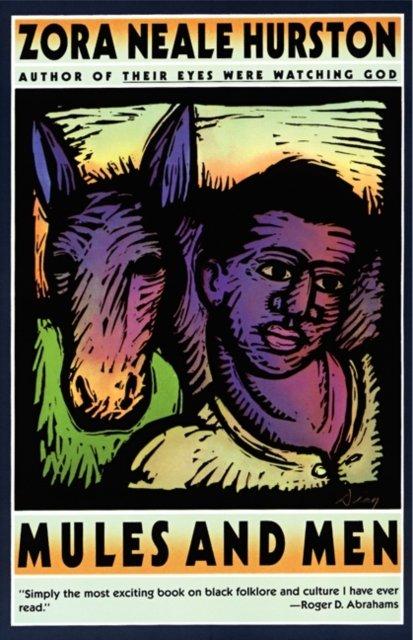 Mules and Men - Audiobook (Książka audio MP3) do pobrania w całości w archiwum ZIP