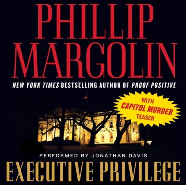 Executive Privilege - Audiobook (Książka audio MP3) do pobrania w całości w archiwum ZIP