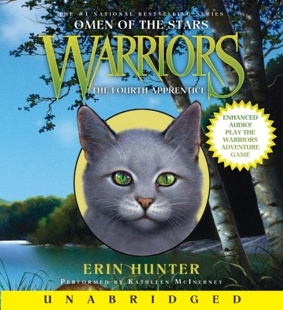 Warriors: Omen of the Stars #1: The Fourth Apprentice - Audiobook (Książka audio MP3) do pobrania w całości w archiwum ZIP