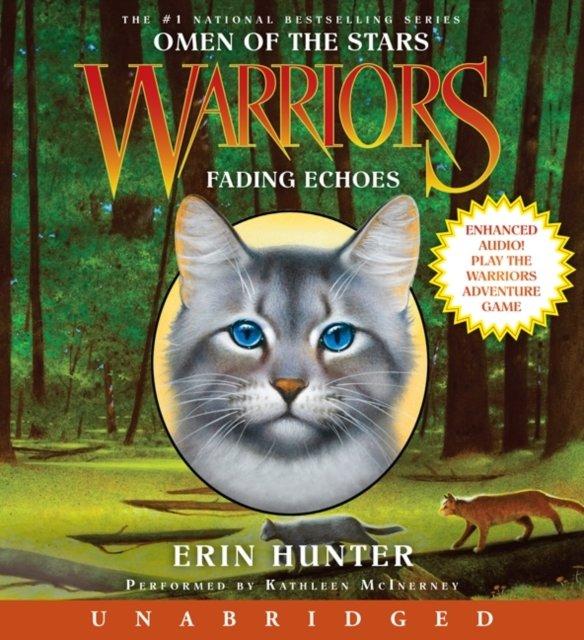 Warriors: Omen of the Stars #2: Fading Echoes - Audiobook (Książka audio MP3) do pobrania w całości w archiwum ZIP