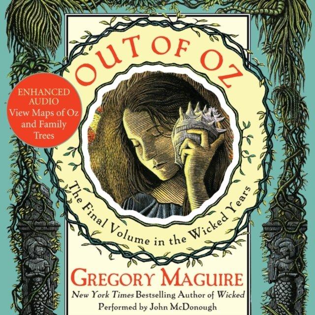 Out of Oz - Audiobook (Książka audio MP3) do pobrania w całości w archiwum ZIP