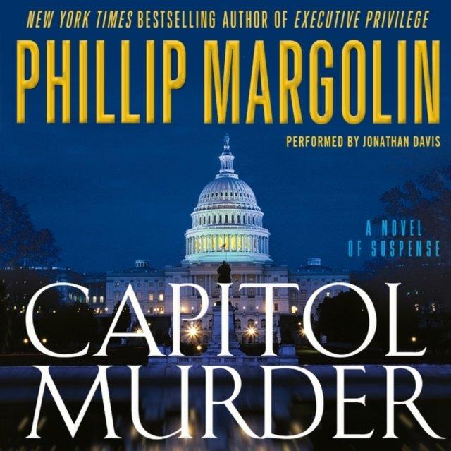 Capitol Murder - Audiobook (Książka audio MP3) do pobrania w całości w archiwum ZIP