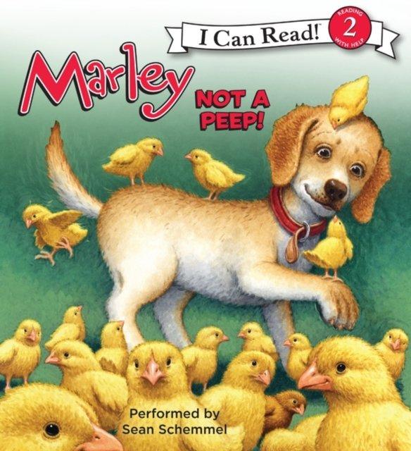 Marley: Not a Peep! - Audiobook (Książka audio MP3) do pobrania w całości w archiwum ZIP
