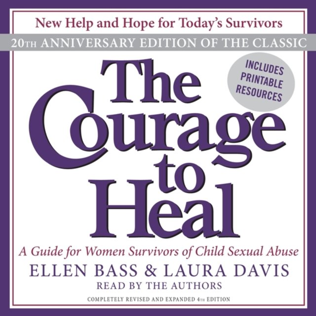 Courage to Heal - Audiobook (Książka audio MP3) do pobrania w całości w archiwum ZIP