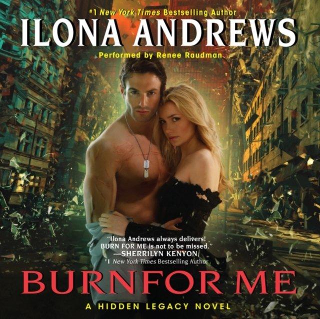 Burn for Me - Audiobook (Książka audio MP3) do pobrania w całości w archiwum ZIP