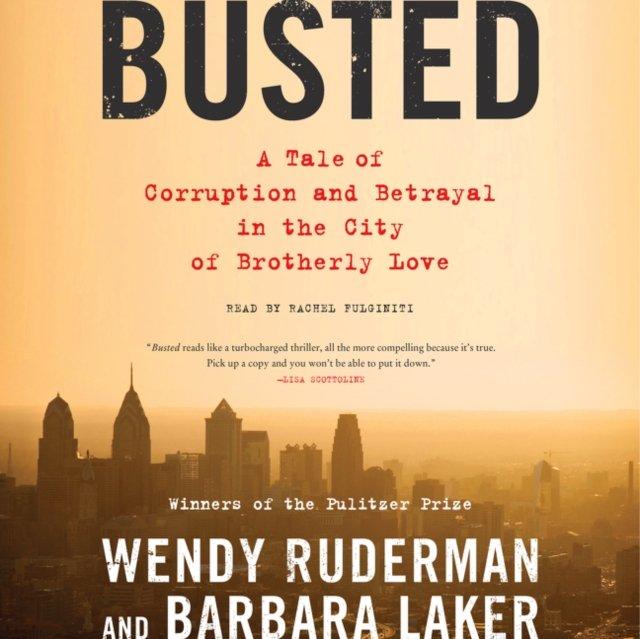 Busted - Audiobook (Książka audio MP3) do pobrania w całości w archiwum ZIP